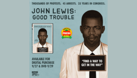 John Lewis: Good Trouble Digital Sweepstakes