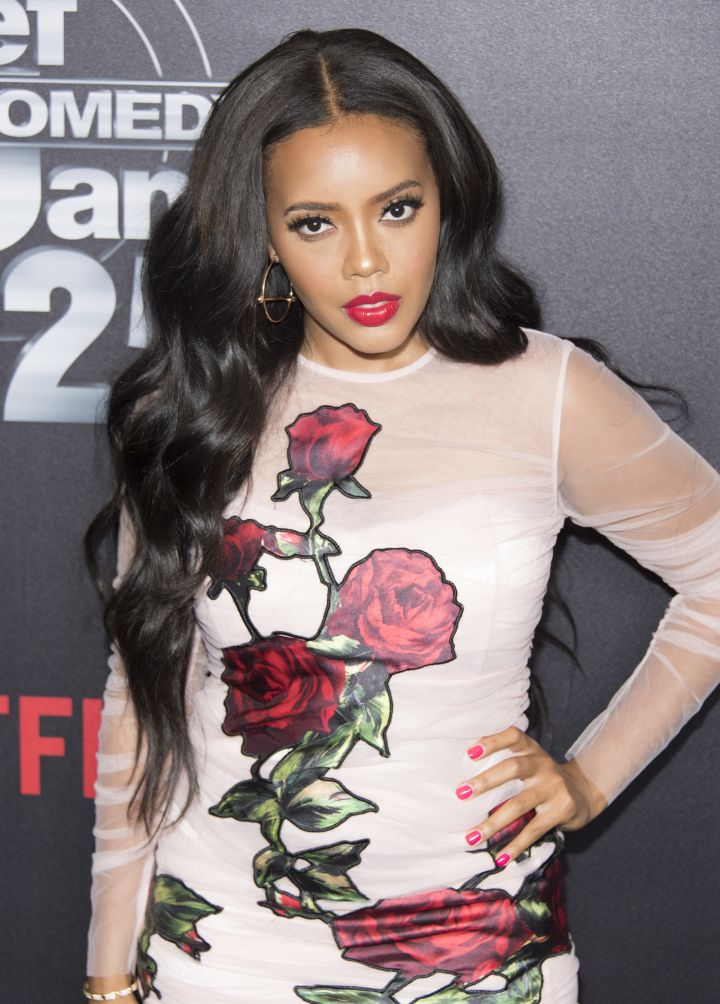 Angela Simmons At Russell Simmons' Netflix's Def Comedy Jam 25 Special Event