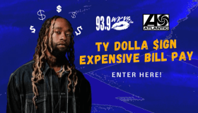 TY DOLLA $IGN EXPENSIVE BILL PAY contest