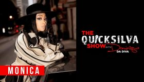 Monica x QuickSilva Show with Dominique Da Diva